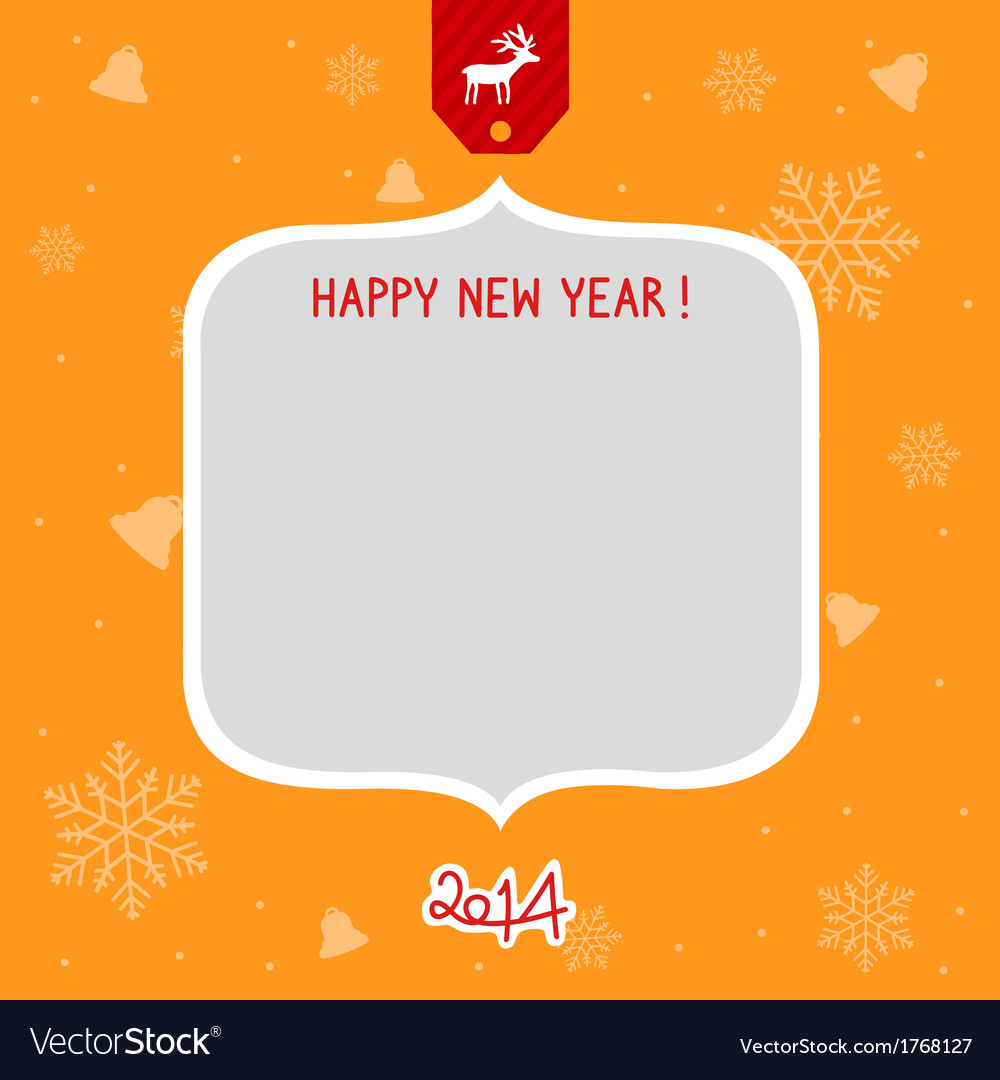 New year card3 vector | Price: 1 Credit (USD $1)