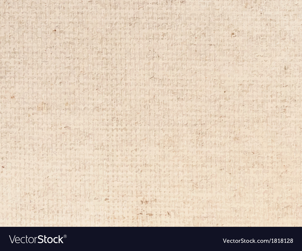 Light canvas texture eps 10 vector | Price: 1 Credit (USD $1)