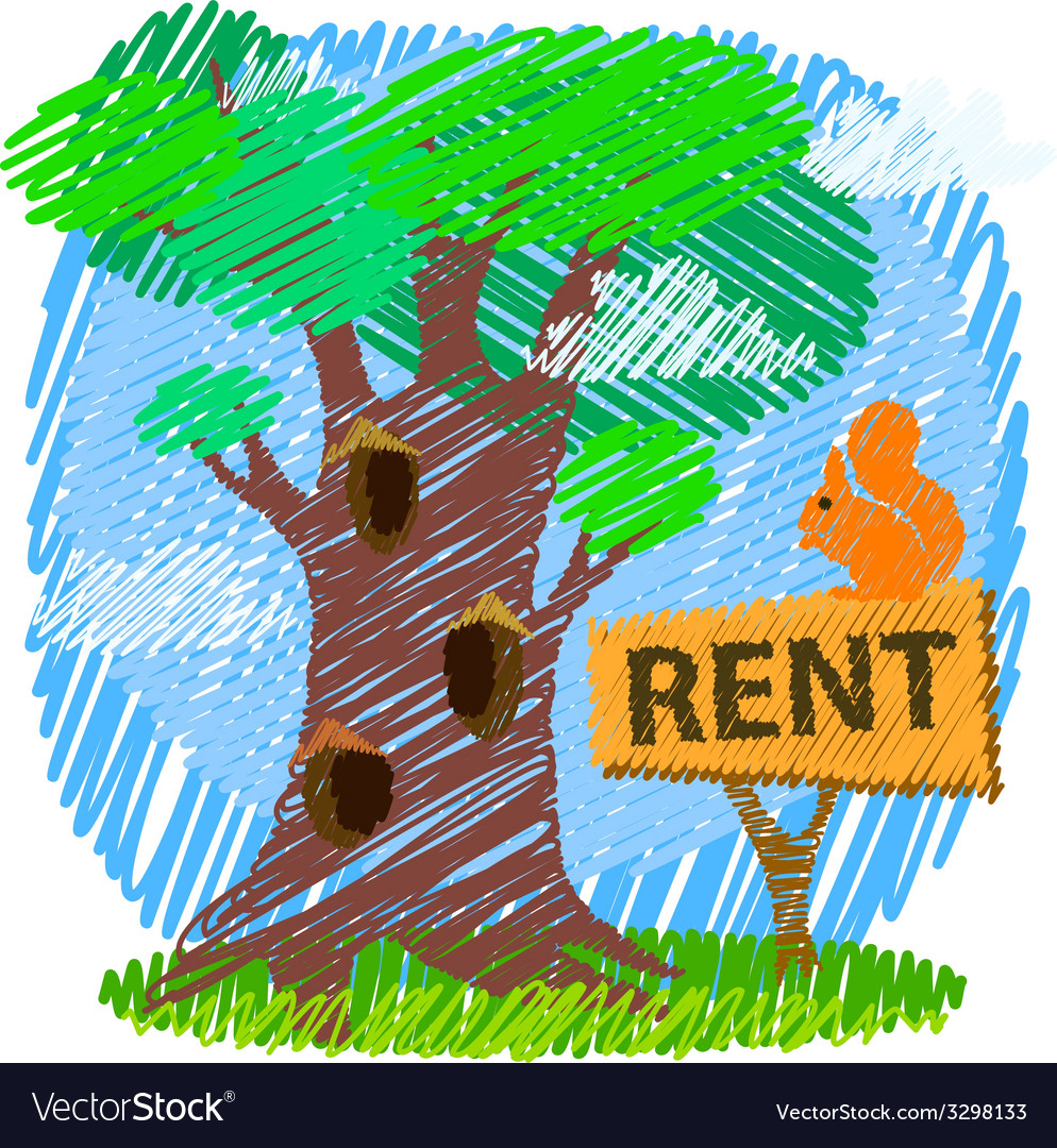 Property or real estate concept vector | Price: 1 Credit (USD $1)
