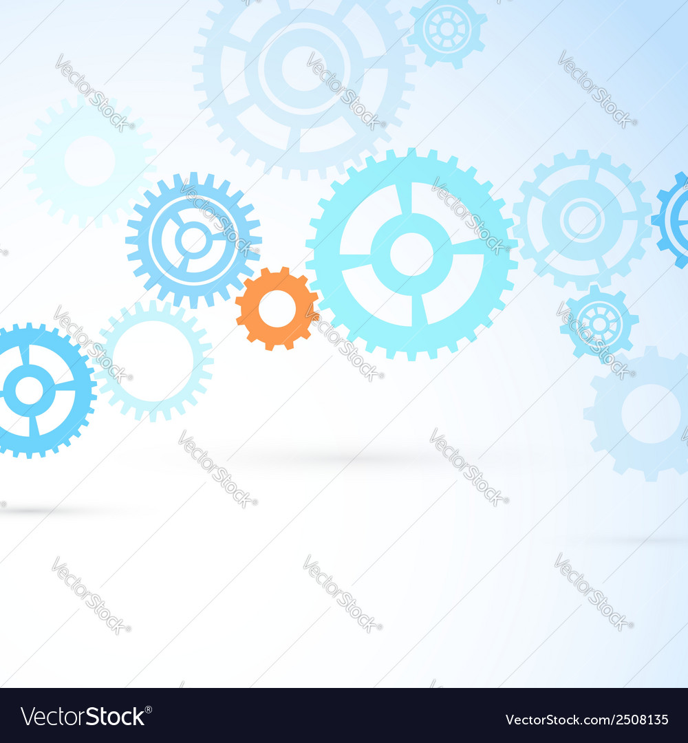 Mechanical gear modeling construction vector | Price: 1 Credit (USD $1)
