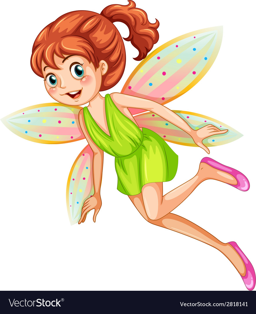 Fairy vector | Price: 3 Credit (USD $3)