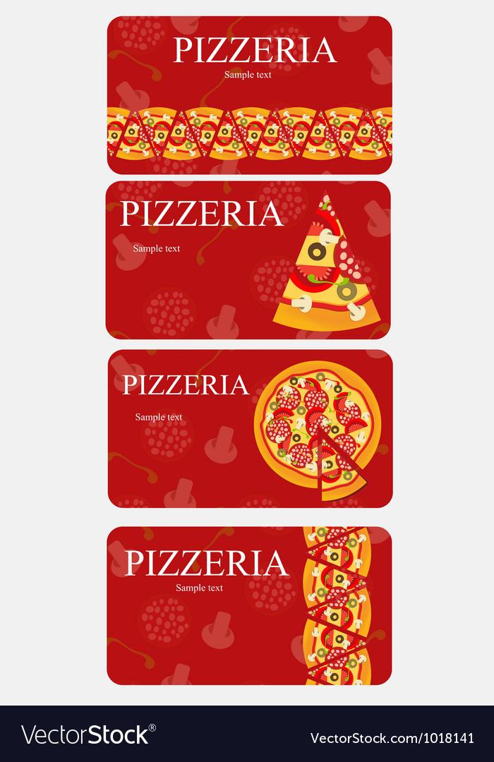 Pizza menu template vector   Price: 1 Credit (USD $1)