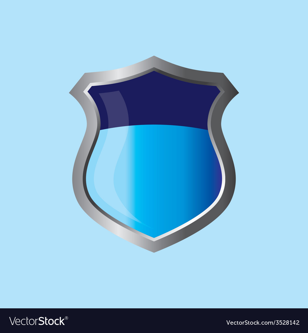 Insignia theme shield vector | Price: 1 Credit (USD $1)