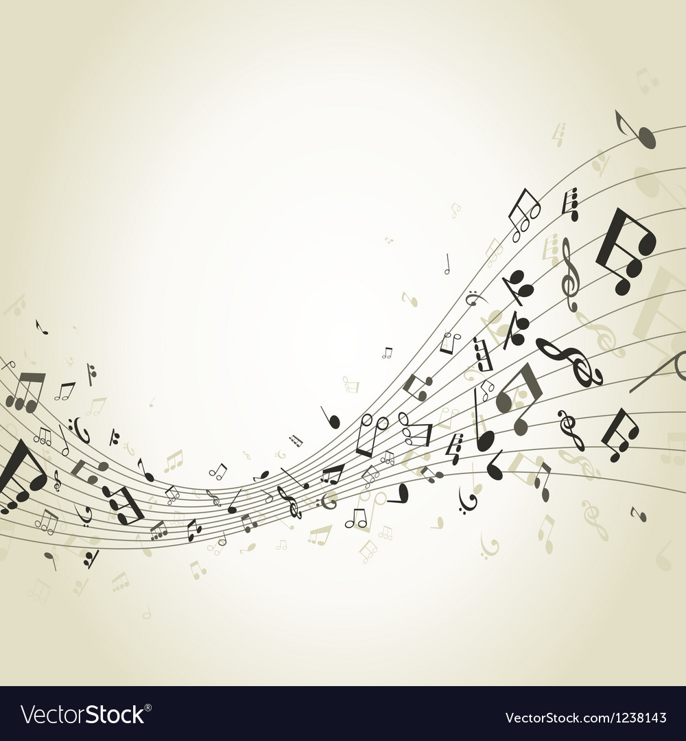Abstract music4 vector | Price: 1 Credit (USD $1)
