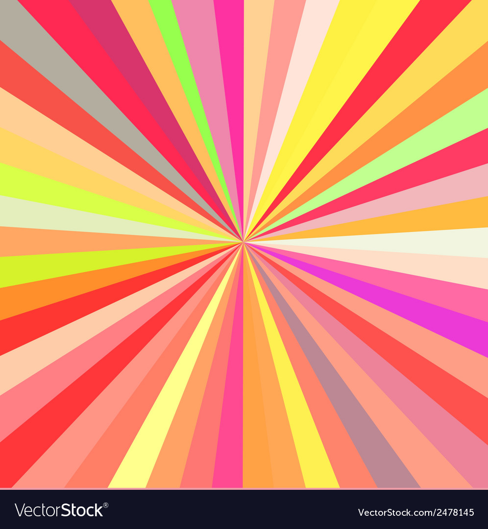 Rays background vector | Price: 1 Credit (USD $1)
