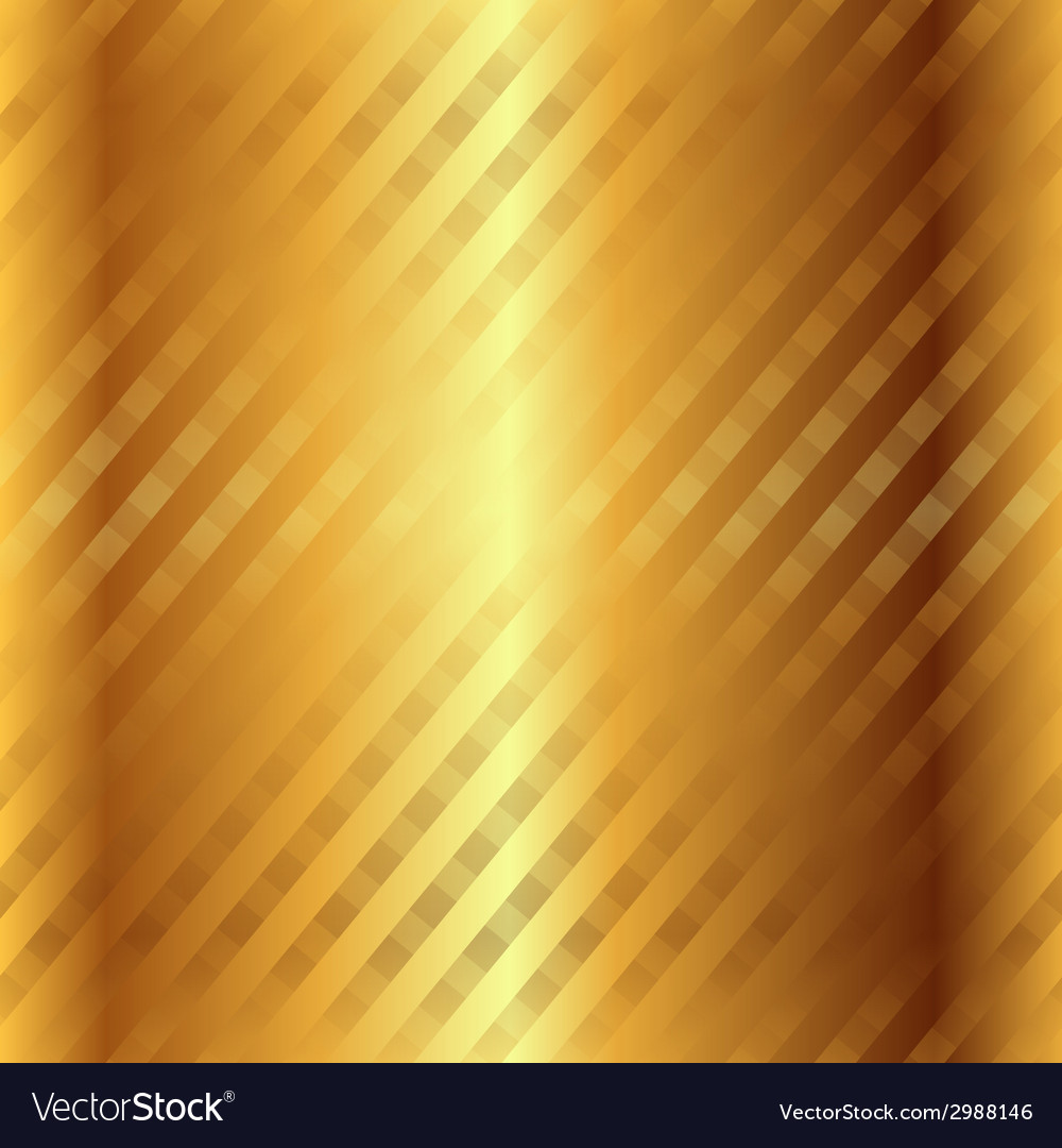 Golden abstract background may use for modern tec vector | Price: 1 Credit (USD $1)