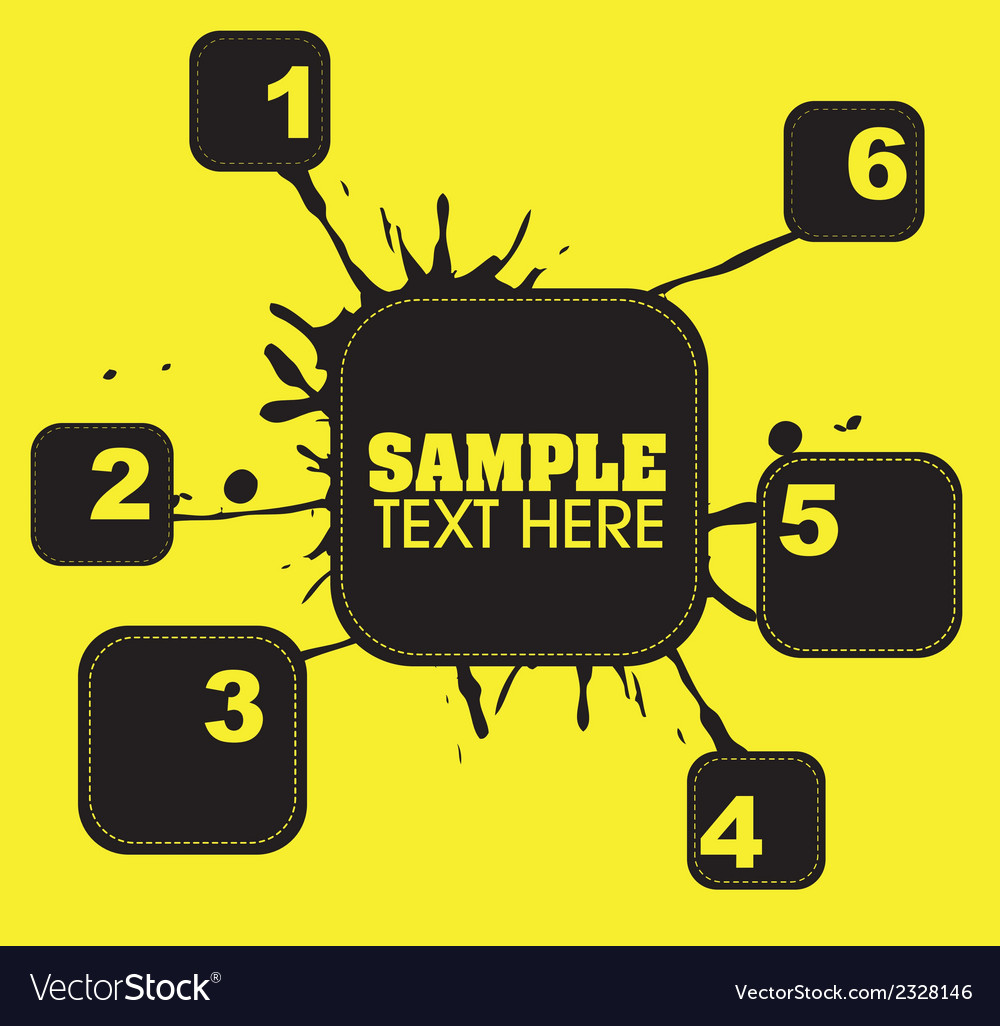 Text balloons vector | Price: 1 Credit (USD $1)