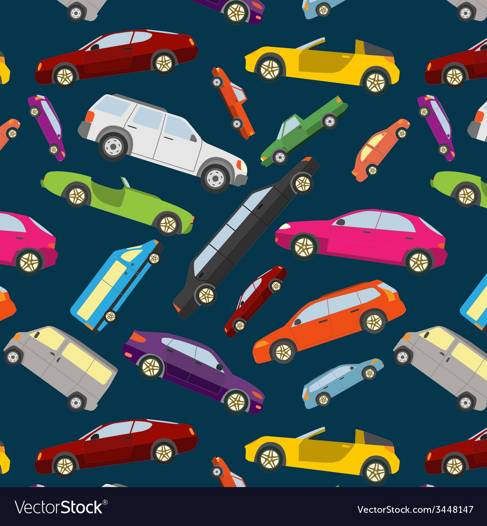 Passenger car background vector | Price: 1 Credit (USD $1)