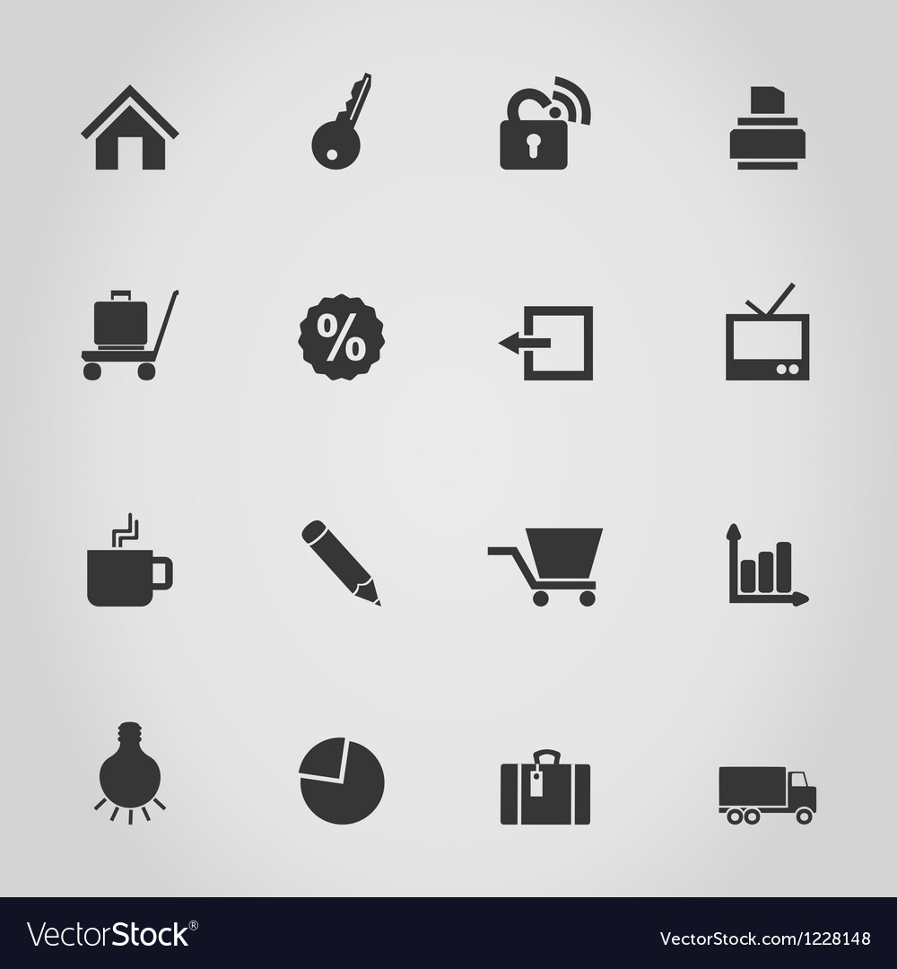 Icon the internet3 vector | Price: 1 Credit (USD $1)