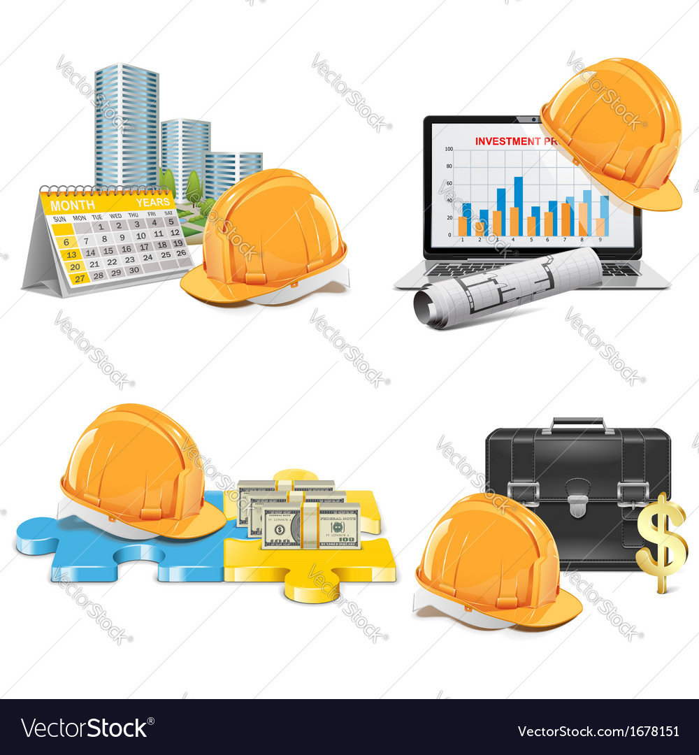 Construction investment concept vector | Price: 1 Credit (USD $1)