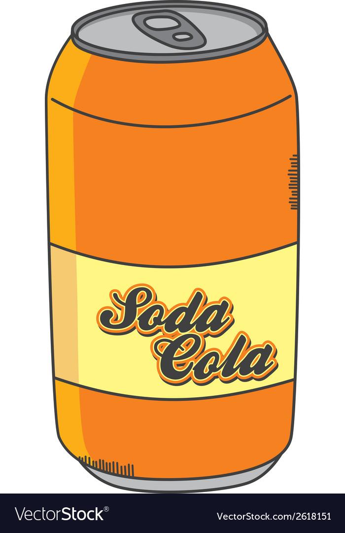 Soda vector | Price: 1 Credit (USD $1)
