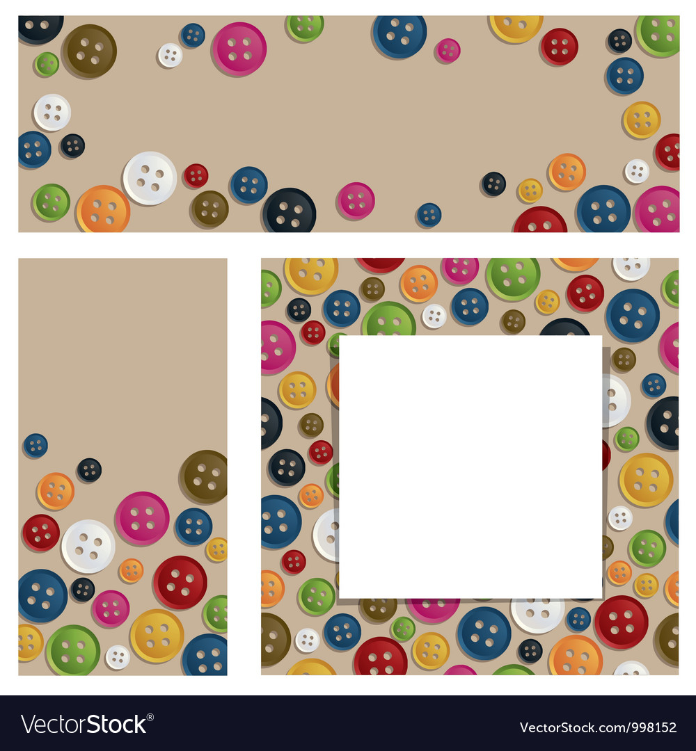 Button banners vector | Price: 1 Credit (USD $1)