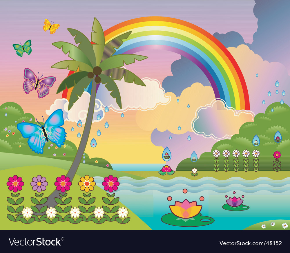 Summer dream vector | Price: 3 Credit (USD $3)