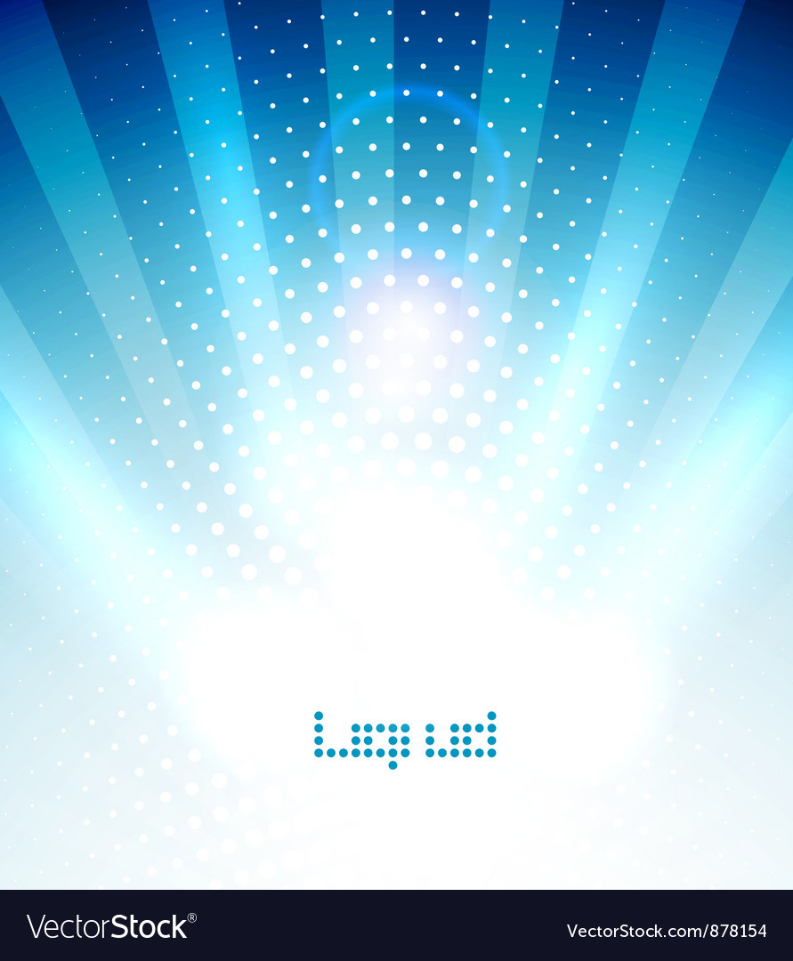 White light shiny abstract vector | Price: 1 Credit (USD $1)