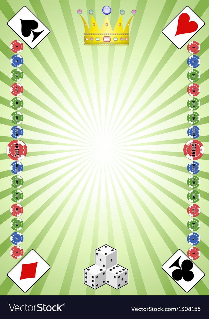 Casino pattern vector | Price: 1 Credit (USD $1)