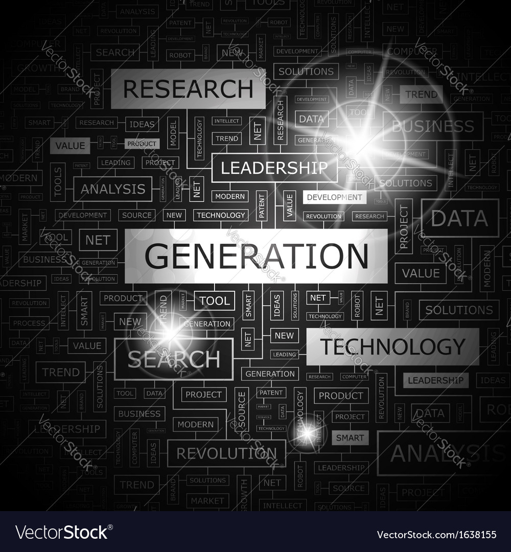 Generation vector | Price: 1 Credit (USD $1)
