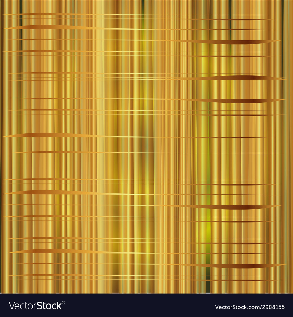 Gold background metal texture abstract grid patter vector | Price: 1 Credit (USD $1)