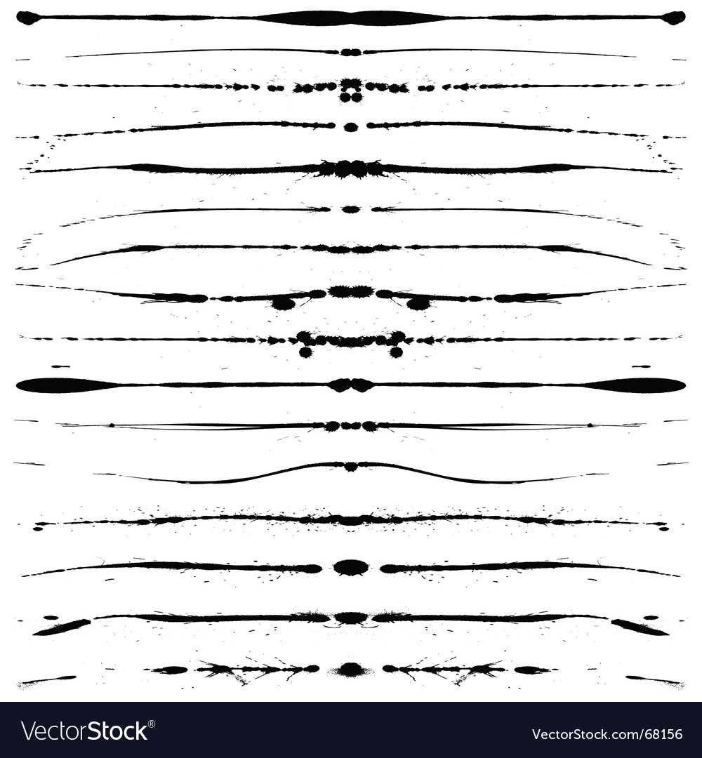 Grunge lines vector | Price: 1 Credit (USD $1)