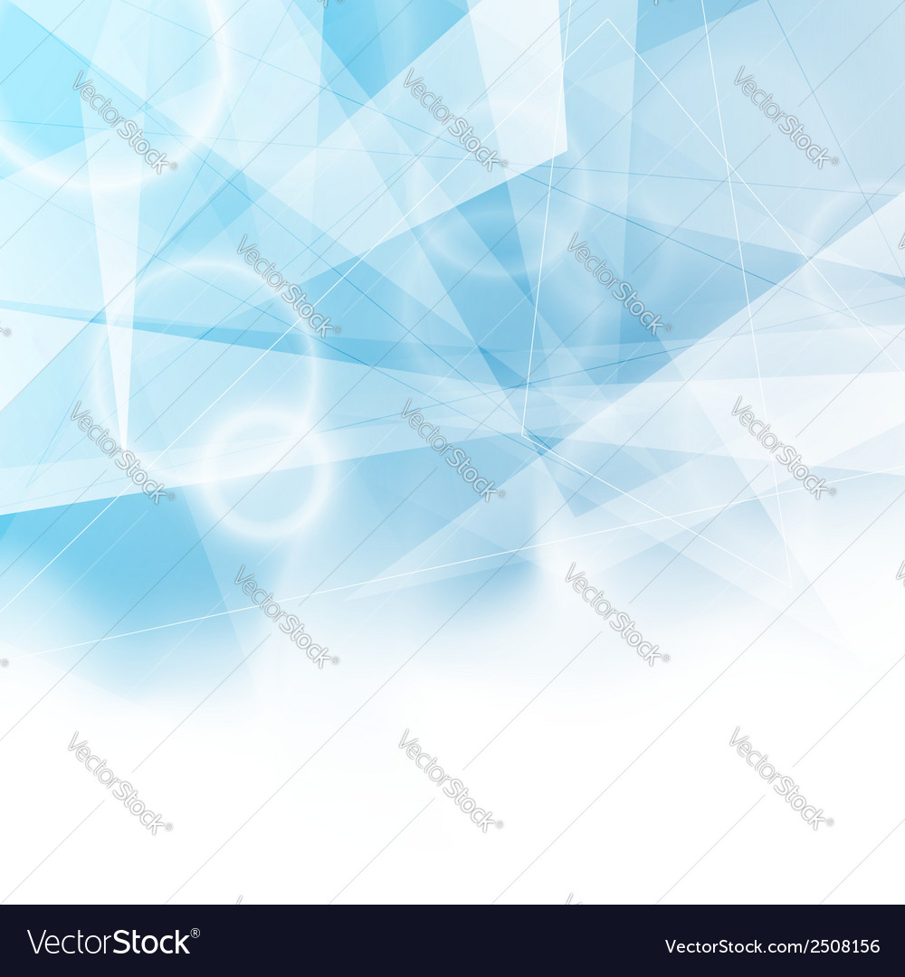 Triangular blue bokeh background folder vector | Price: 1 Credit (USD $1)