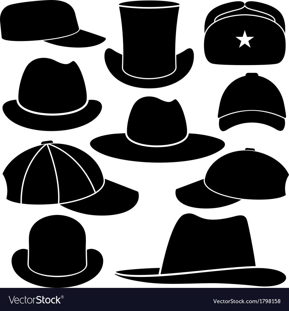 Hat vector | Price: 1 Credit (USD $1)