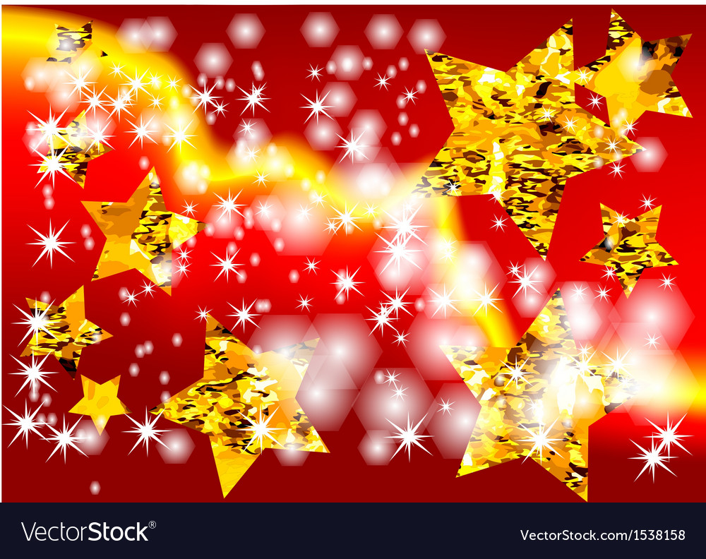 Red festive background vector | Price: 1 Credit (USD $1)