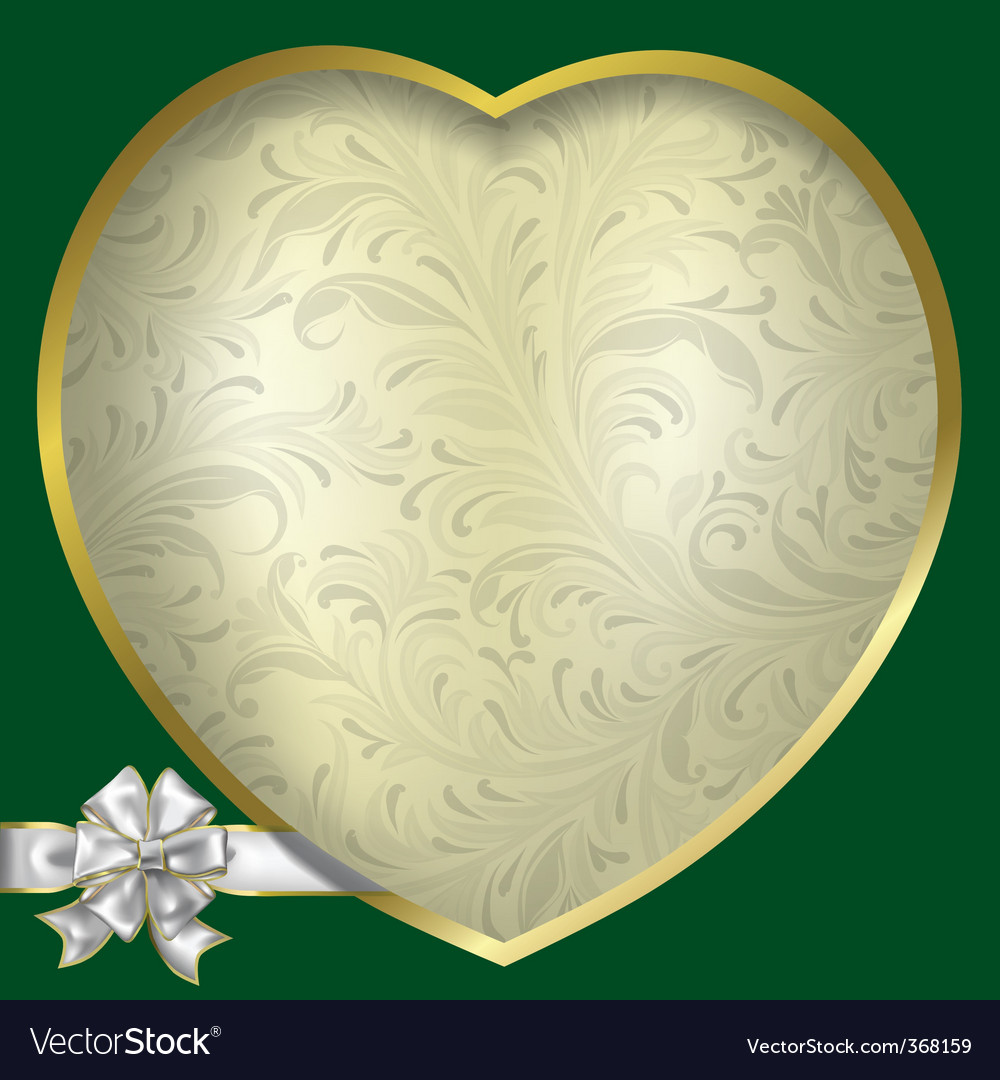Valentines heart vector | Price: 3 Credit (USD $3)