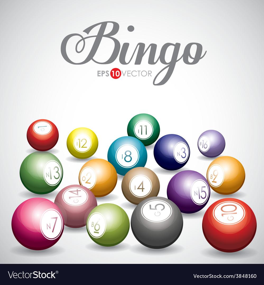 Bingo design vector | Price: 1 Credit (USD $1)