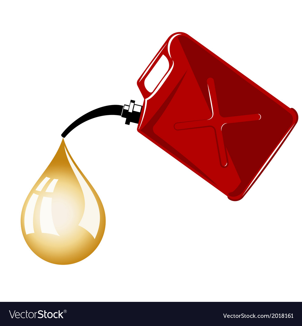 Gas can vector | Price: 1 Credit (USD $1)