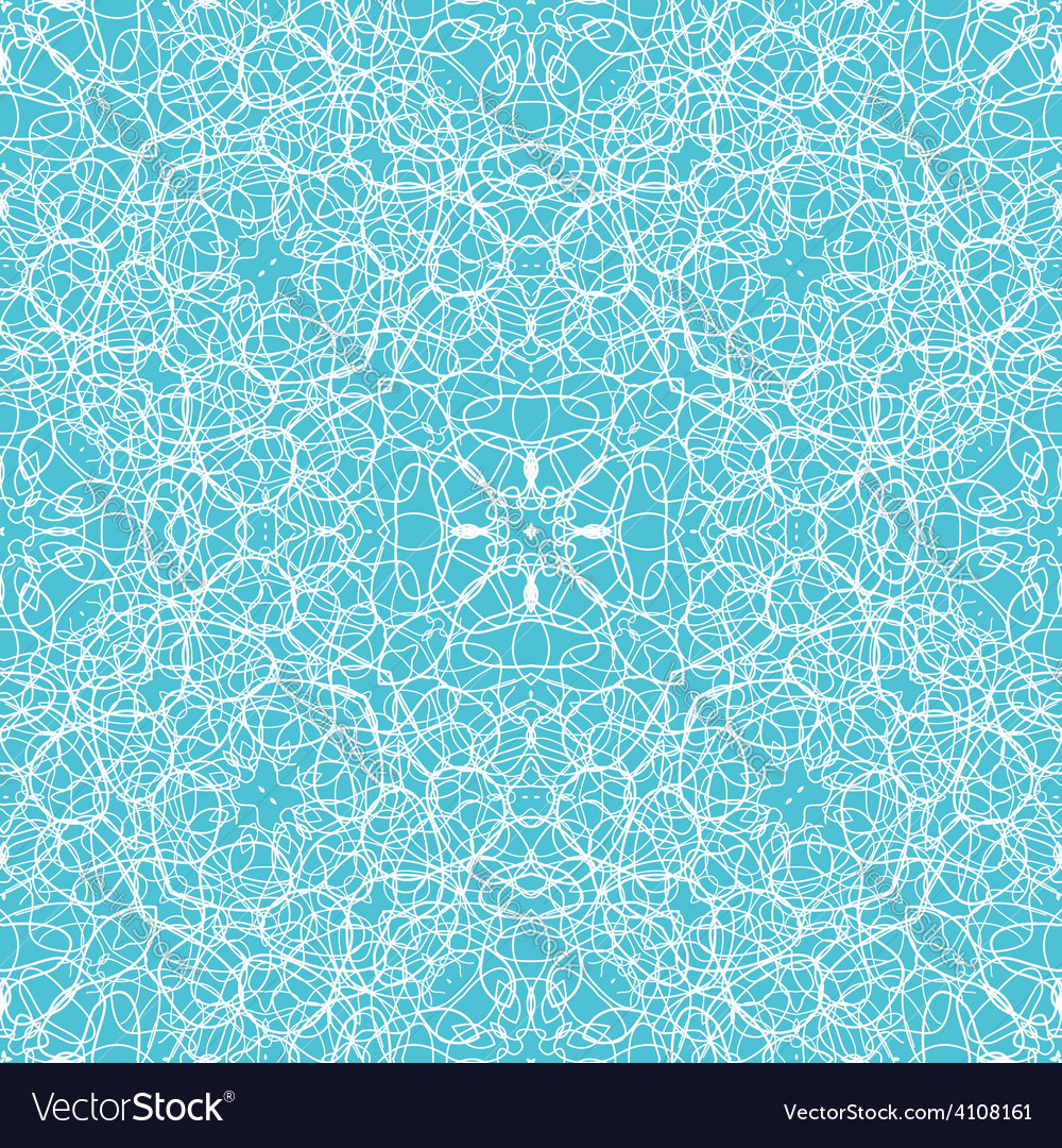 Web pattern vector