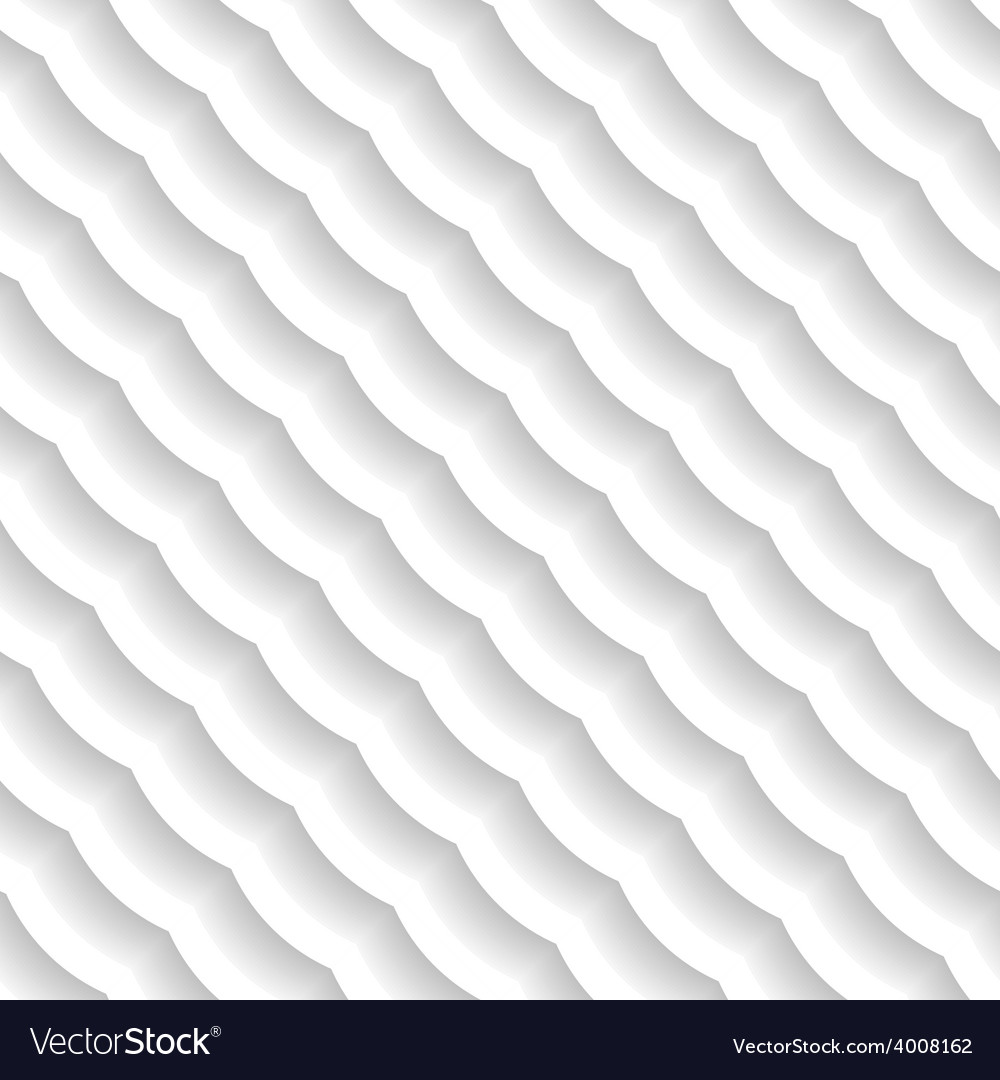3d seamless wavy pattern vector | Price: 1 Credit (USD $1)
