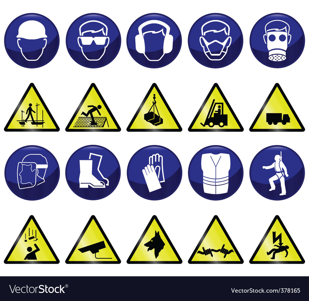 Mandatory hazard vector | Price: 1 Credit (USD $1)