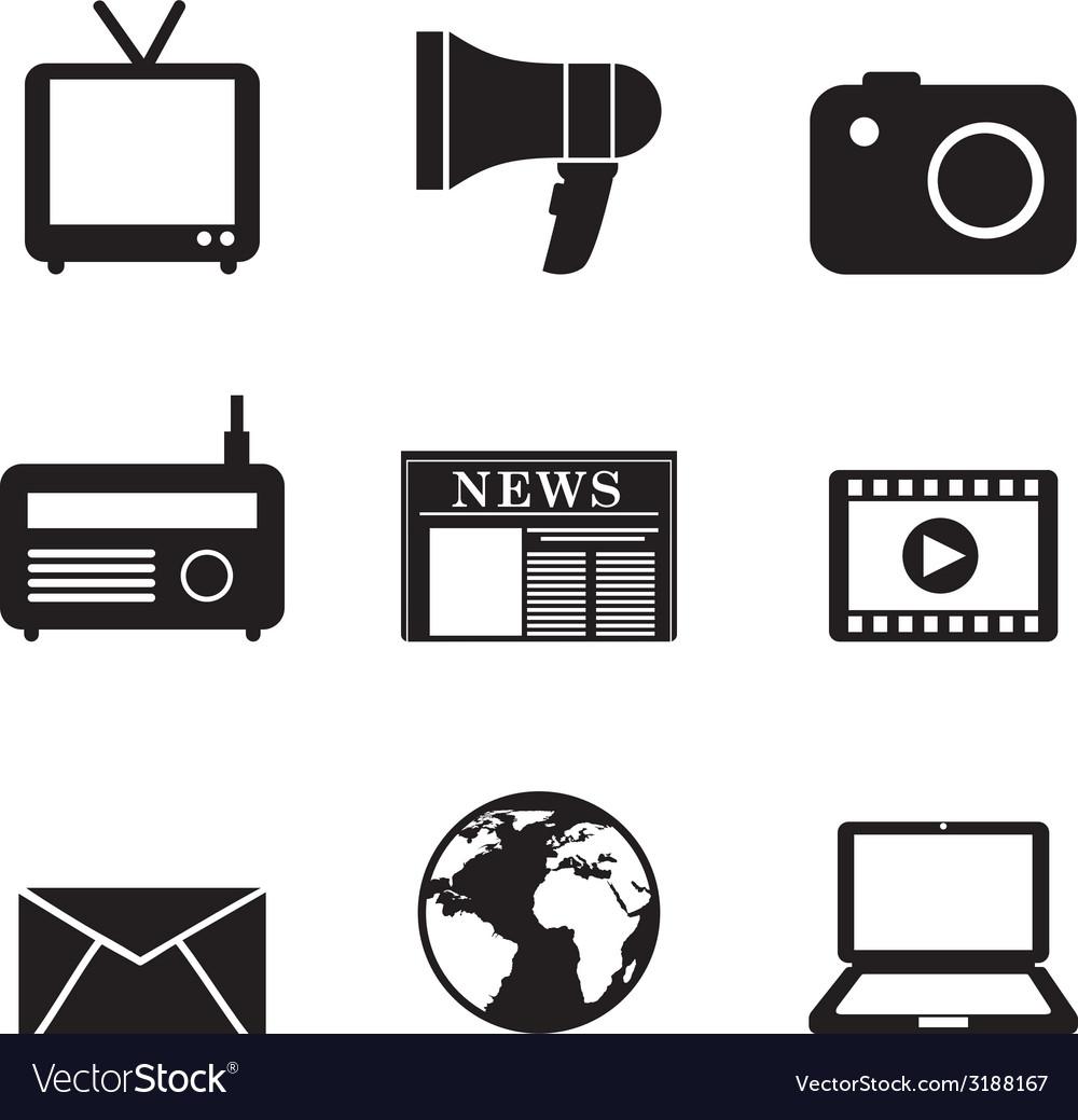 Media design vector | Price: 1 Credit (USD $1)