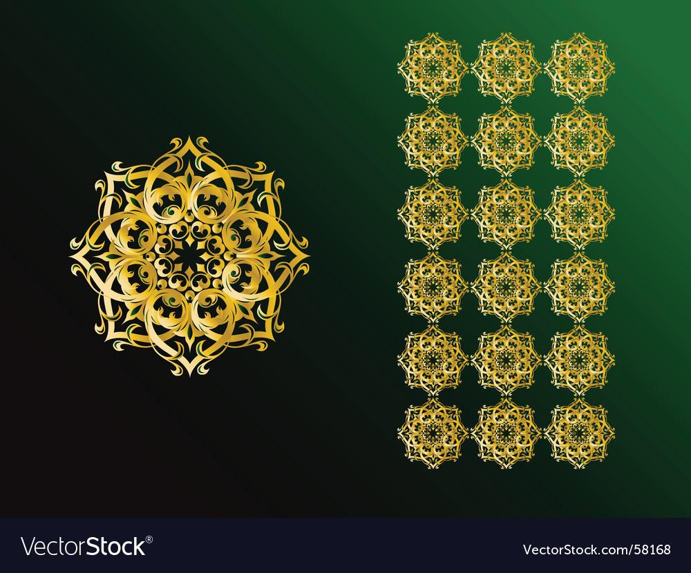 Arabic ornaments vector   Price: 1 Credit (USD $1)