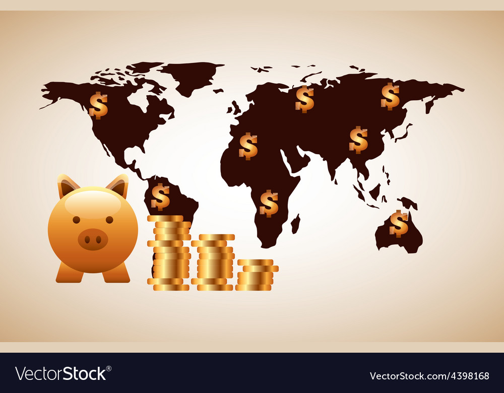 Money icon vector