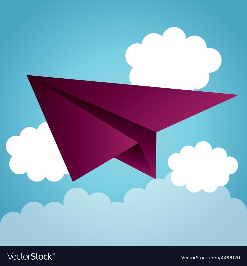 Airplane design vector | Price: 1 Credit (USD $1)