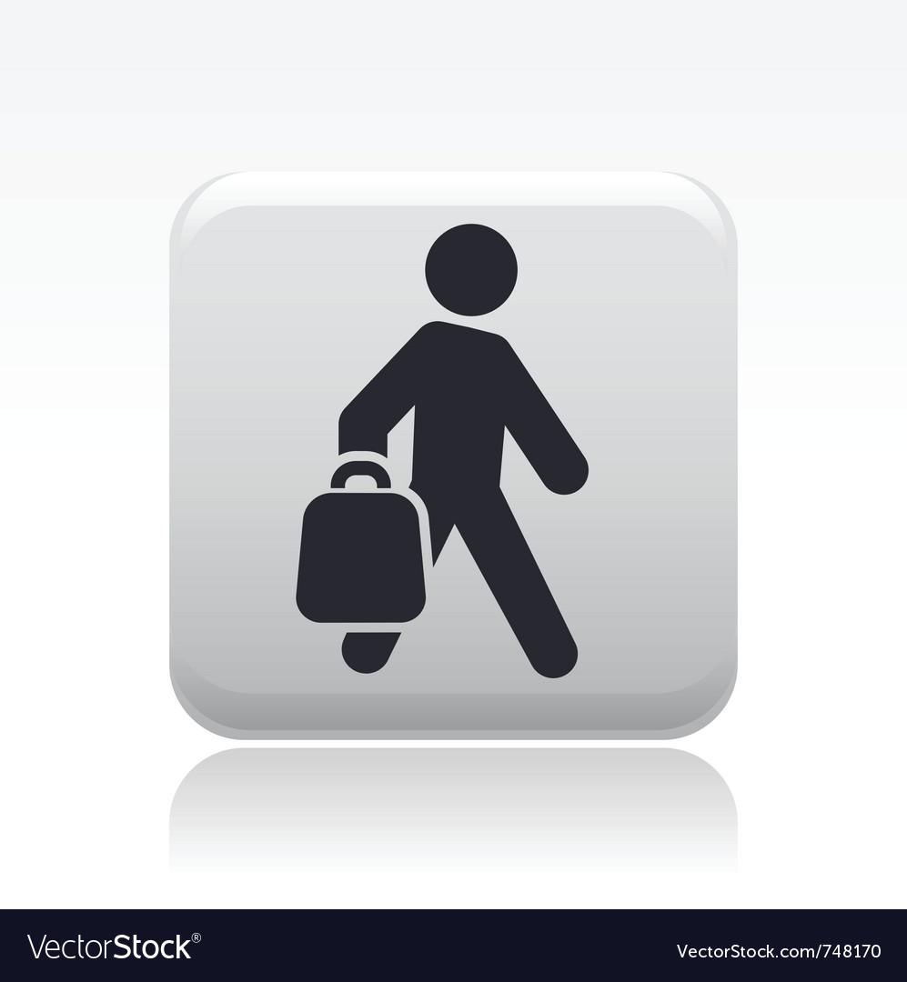 Buy bag icon vector | Price: 1 Credit (USD $1)
