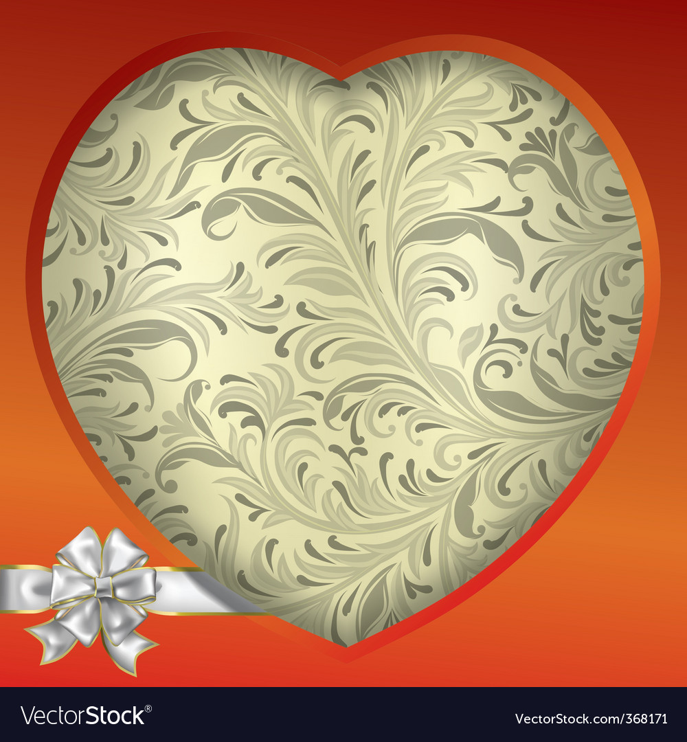 Valentines heart vector | Price: 1 Credit (USD $1)