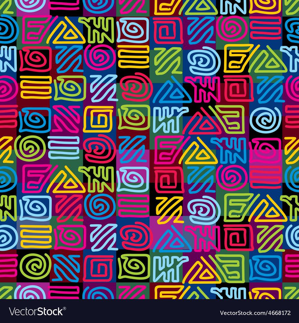 Afrikan pattern vector   Price: 1 Credit (USD $1)