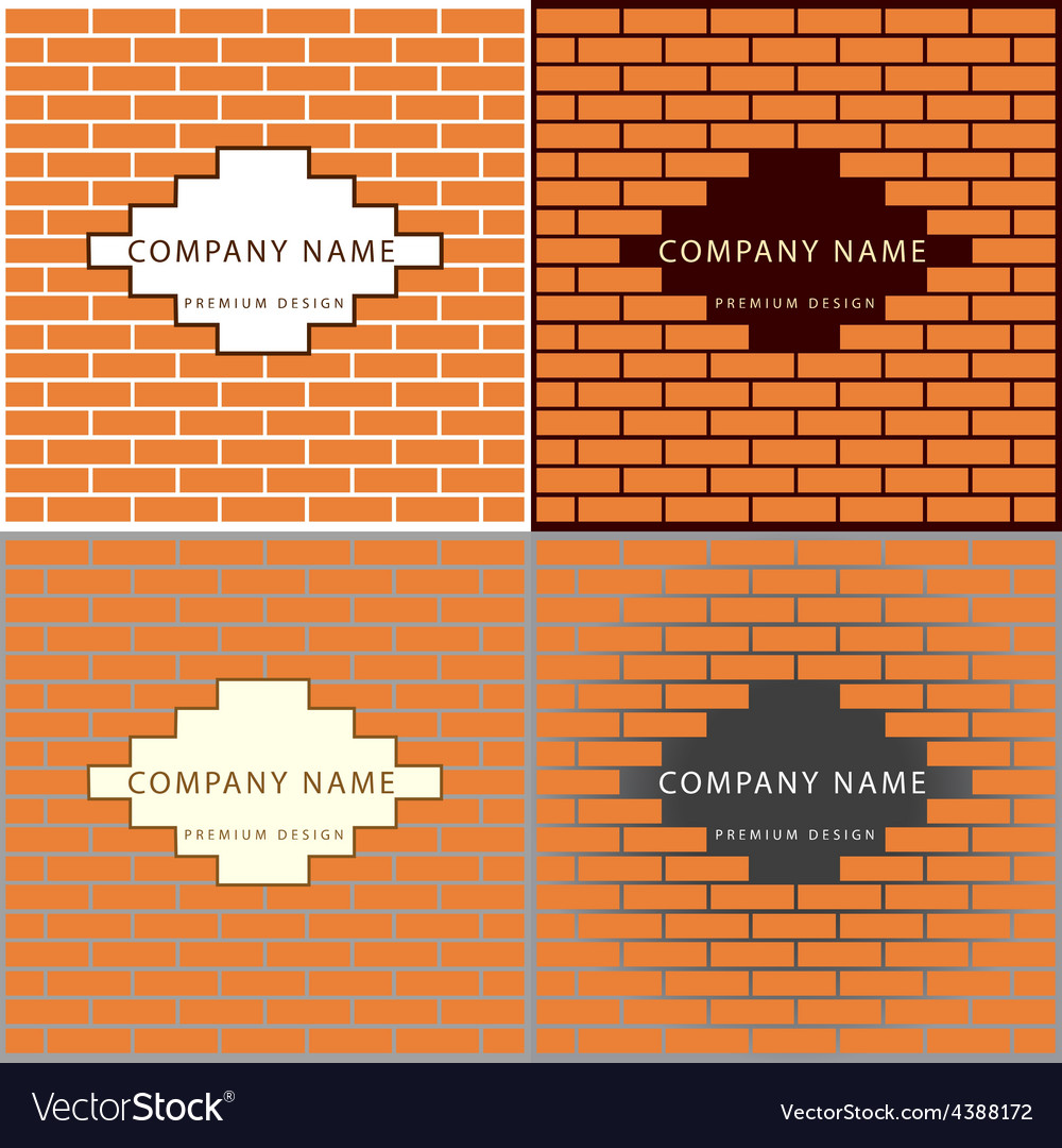Construction and repair real estate company logo vector | Price: 1 Credit (USD $1)