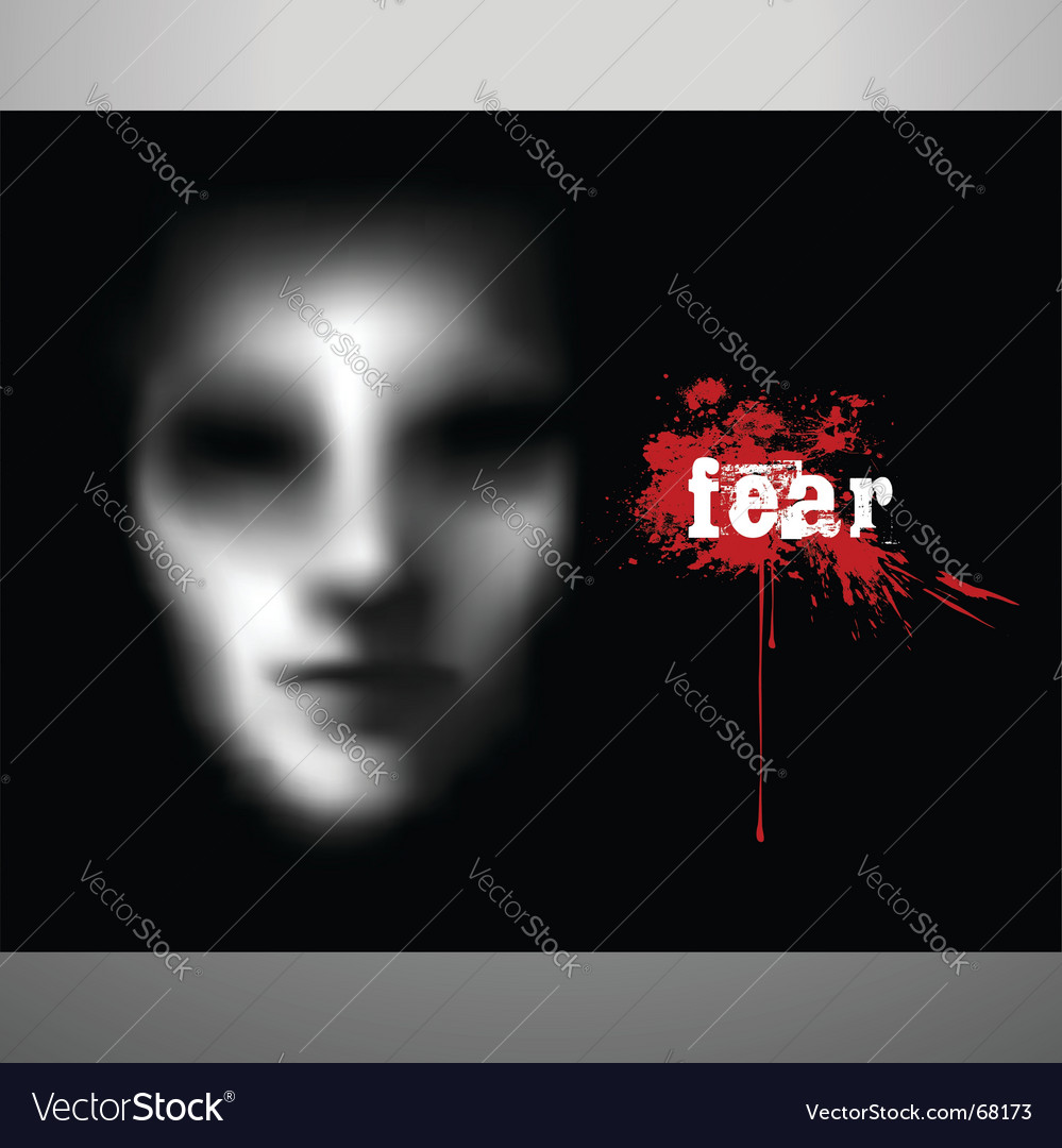Fear vector | Price: 1 Credit (USD $1)