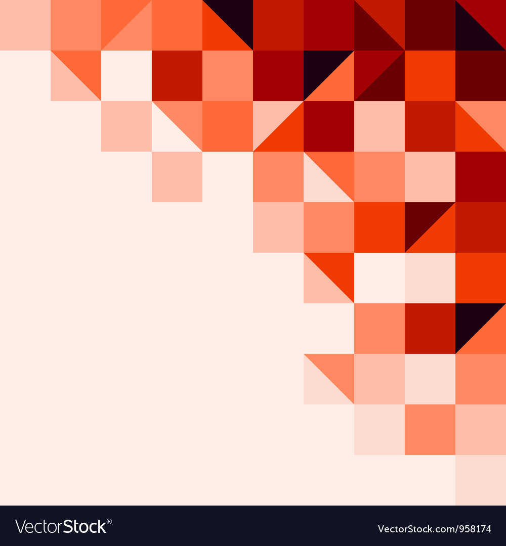 Red tiled background vector | Price: 1 Credit (USD $1)