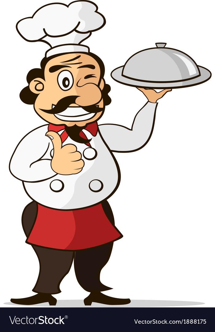 Chef vector   Price: 1 Credit (USD $1)