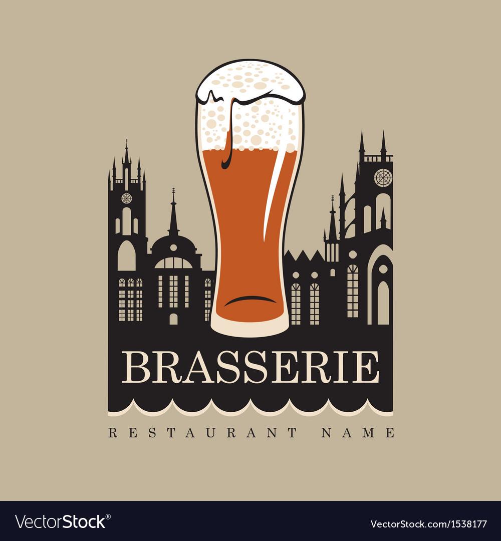 Brasserie vector | Price: 1 Credit (USD $1)