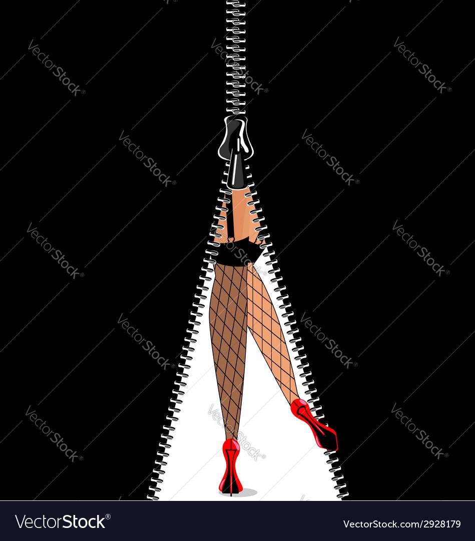 Erotic feet vector | Price: 1 Credit (USD $1)