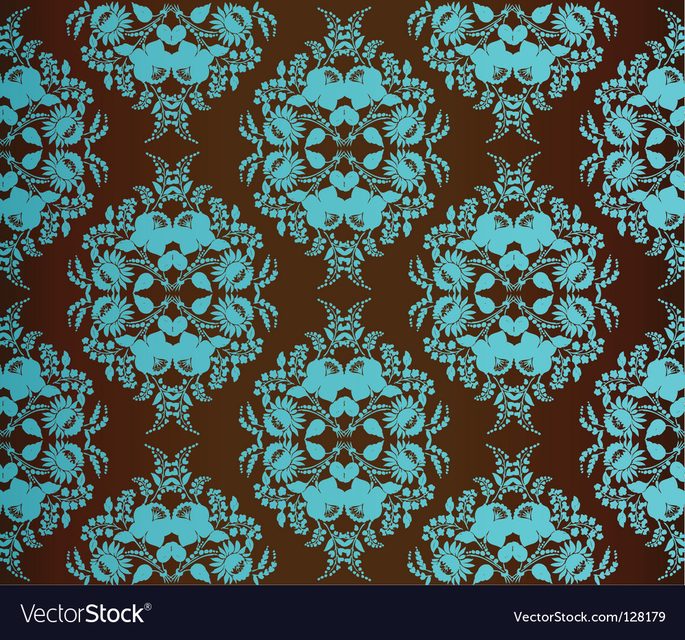 Wallpaper flower background vector | Price: 1 Credit (USD $1)