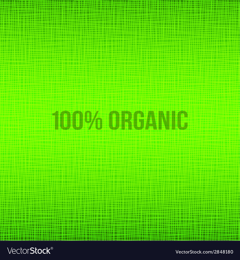 Green natural fabric texture background vector   Price: 1 Credit (USD $1)