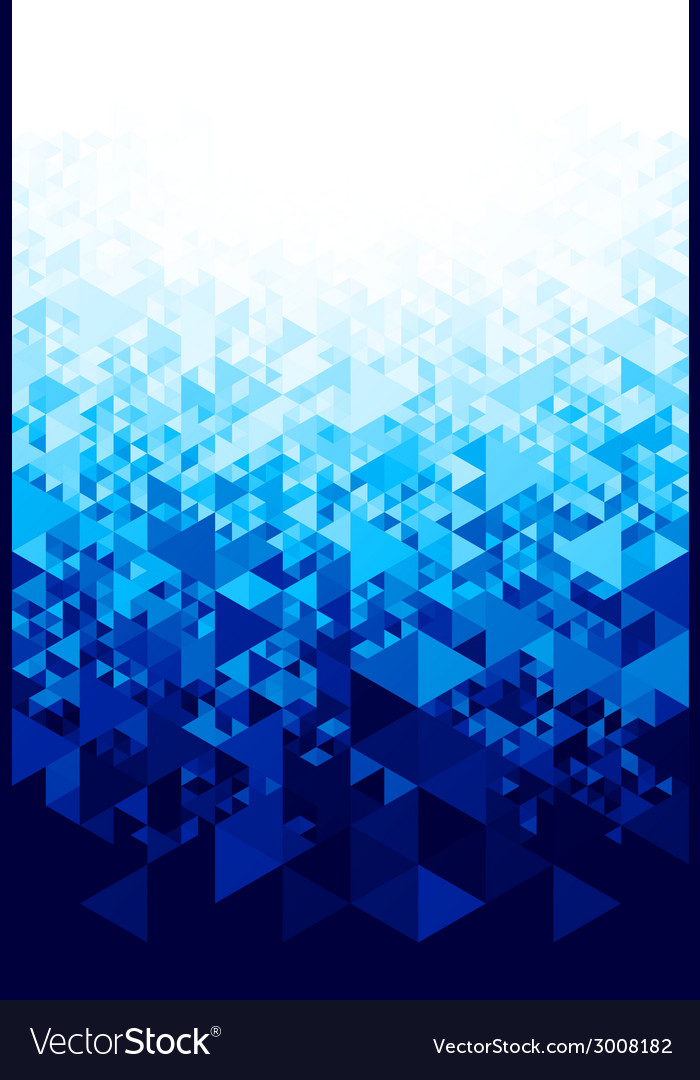 Abstract background with hexagons vector | Price: 1 Credit (USD $1)