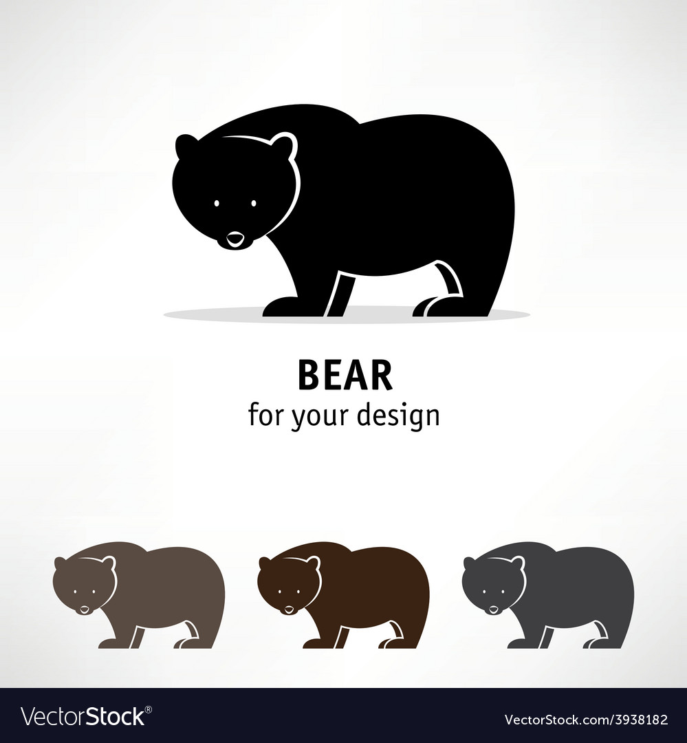 Bear icon vector   Price: 1 Credit (USD $1)