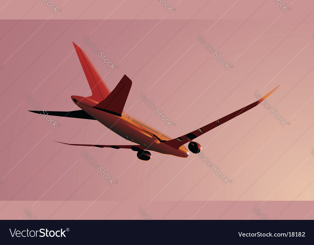Boeing-787 vector | Price: 1 Credit (USD $1)