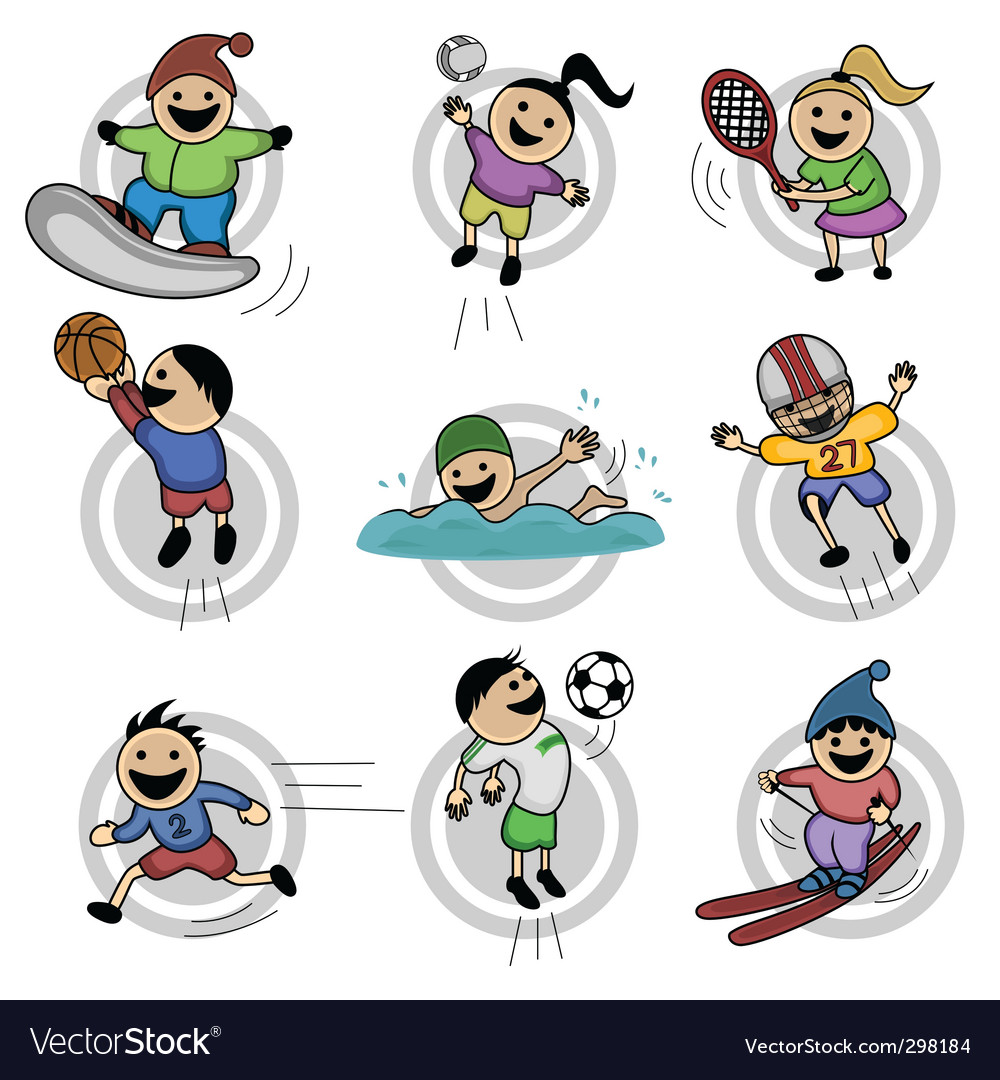 Cartoon kids vector   Price: 1 Credit (USD $1)